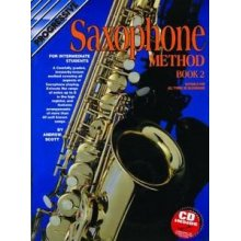 SCOTT Progressive Saxophone Method book 2