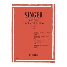 SINGER Metodo teorico-pratico per oboe
