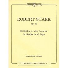 STARK R. Method for the clarinet op.49 Teil 1-1