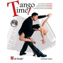 Tango Time! 12 easy tangos for accordion