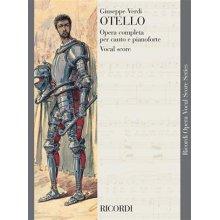 VERDI G. Otello (canto e piano)