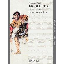 VERDI G. Rigoletto (canto e piano)