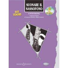 WASTALL Suonare il Sassofono (Sax Tenore)