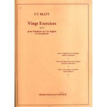 BLATT Vingt Exercices op.30