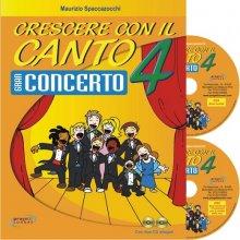 SPACCAZOCCHI Crescere con il Canto Vol.4
