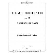 FINDEISEN T. Romantische Suite op.10