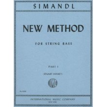 SIMANDL F. New Method for String Bass part I