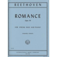 BEETHOVEN L.van Romance Opus 50 for string bass and piano