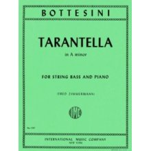 BOTTESINI G. Tarantella in a minor