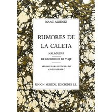 ALBENIZ I. Rumores de la caleta