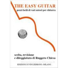 CHIESA R. The easy guitar