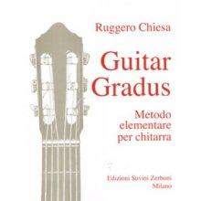 CHIESA R. Guitar Gradus metodo elementare per chitarra