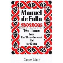DE FALLA M. Two Dances from The Three-Cornered Hat