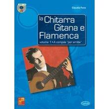 FANO C. La Chitarra Gitana e Flamenca