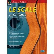 FABBRI R. Le Scale per Chitarra