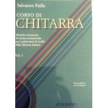 FAILLA S. Corso di Chitarra vol.I