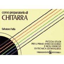 FAILLA S. Corso preparatorio di Chitarra