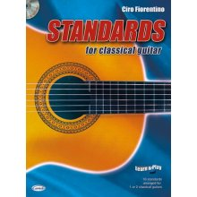 FIORENTINO C. Standards for classical guitar