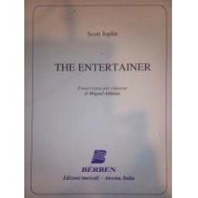 JOPLIN S. The Entertainer (trascrizione Ablòniz)