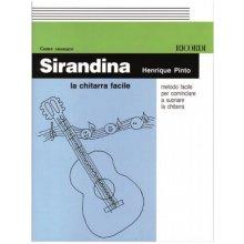 PINTO H. Sirandina, la chitarra facile