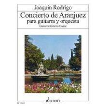 RODRIGO J. Concierto de Aranjuez para guitarra y orquesta