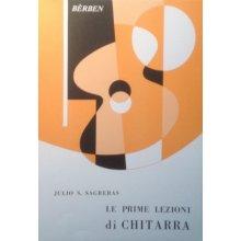 Sagreras J. Le Prime Lezioni di Chitarra