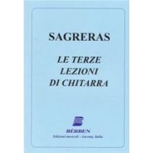 SAGRERAS J. Le terze lezioni di chitarra