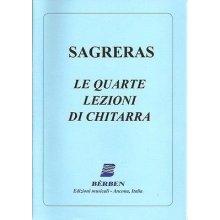 SAGRERAS J. Le quarte lezioni di chitarra