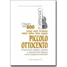 AA.VV. I Maestri dell'800 - Piccolo Ottocento