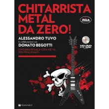 BEGOTTI-TUVO Chitarrista Metal da Zero!