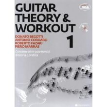 CORDARO-BEGOTTI Guitar theory & workout (vol.1)