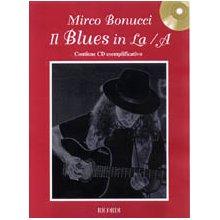 BONUCCI M. Il Blues in La +CD
