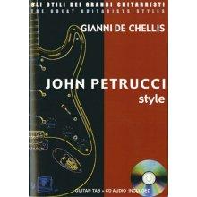 DE CHELLIS G. John Petrucci style