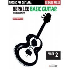 LEAVITT W. Berklee Basic Guitar (parte 2)