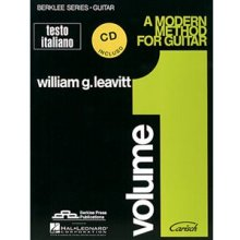LEAVITT W. A Modern Method for Guitar (Italiano vol.1)