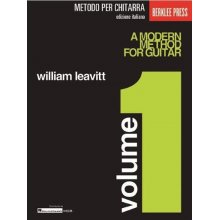 LEAVITT W. A Modern Method for Guitar (Berklee vol.1)