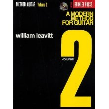 LEAVITT W. A Modern Method for Guitar (Berklee vol.2 +CD)