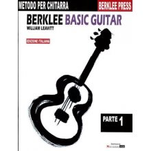 LEAVITT W. Berklee Basic Guitar (parte 1)