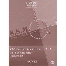 LIZARD-UNTERBERGER Scuola Superiore di Musica - Chitarra Acustica (vol.1-2)