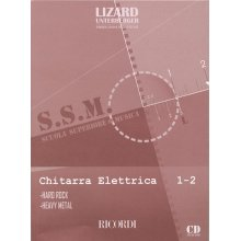 LIZARD-UNTERBERGER Scuola Primaria di Musica - Chitarra Elettrica (vol.1-2)