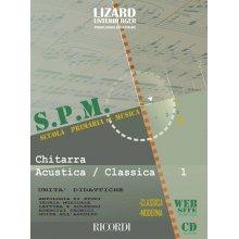 LIZARD-UNTERBERGER Scuola Primaria di Musica - Chitarra Acustica/Classica (vol.1)