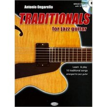 ONGARELLO A. Traditionals for Jazz Guitar