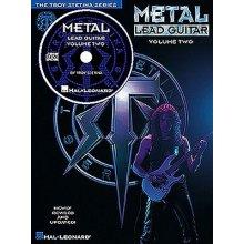 STETINA T. Metal Lead Guitar (vol.II)