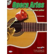 FIORENTINO C. Opera Arias for classical guitar