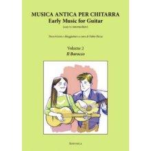RIZZA F. Musica antica per chitarra (vol.2)