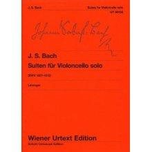 BACH J.S. Suiten fur Violoncello solo BWV 1007-1012