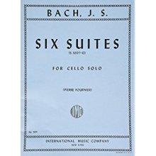 BACH J.S. Six Suites for Cello solo (S.1007-12)