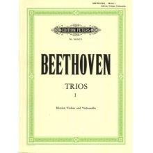 BEETHOVEN L.van Trios 1-6 (cello scores)