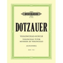 DOTZAUER Violoncello-Schule Vol.I