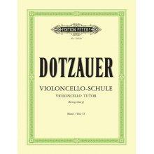 DOTZAUER Violoncello-Schule Vol.II